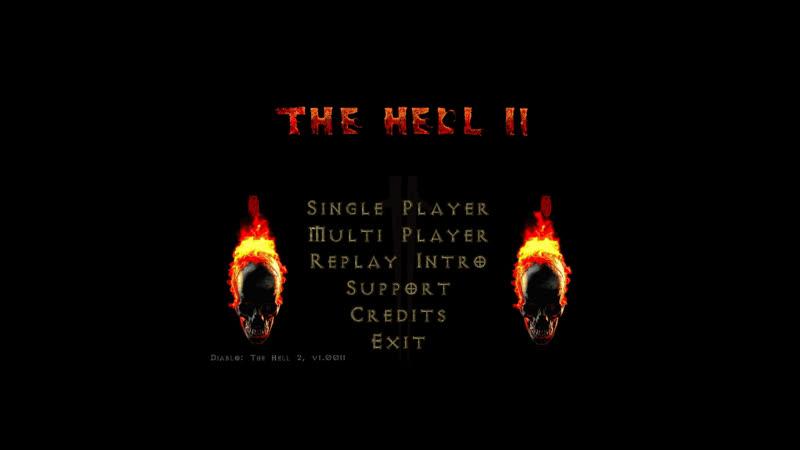 Diablo The Hell 2 Ironman