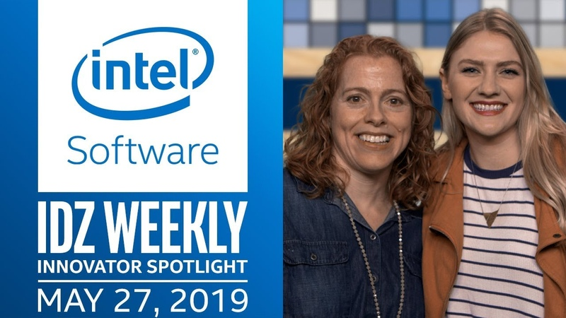 Innovator Spotlight Tejumade Afonja IDZ Weekly Intel Software