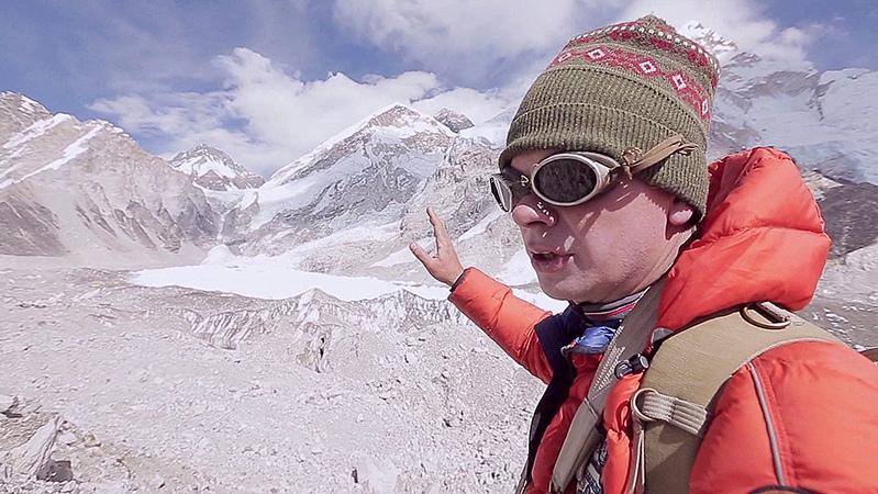 Мир наизнанку: Непал. Выпуск 10