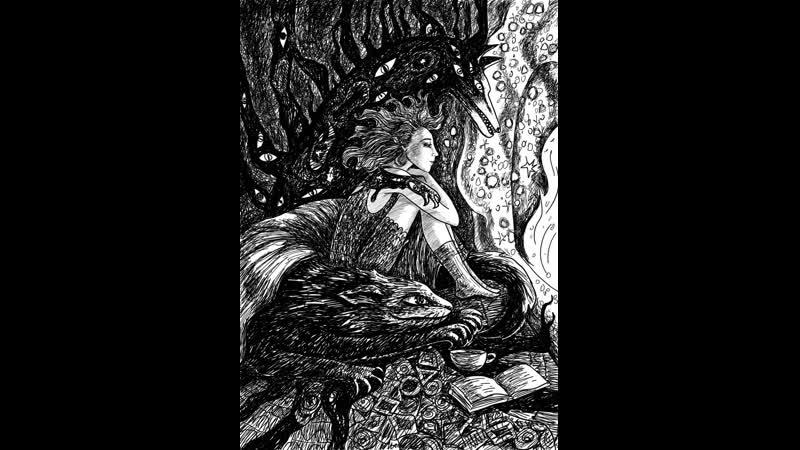 бездна пустота и богиня Майзель