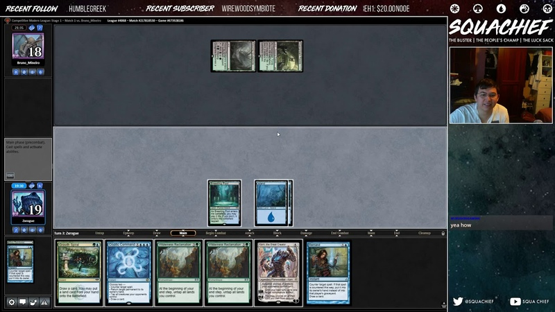 SULTAI RECLAMATION WITH KARN!?! FTZZ DONATED TO MAKE ME PLAY THIS