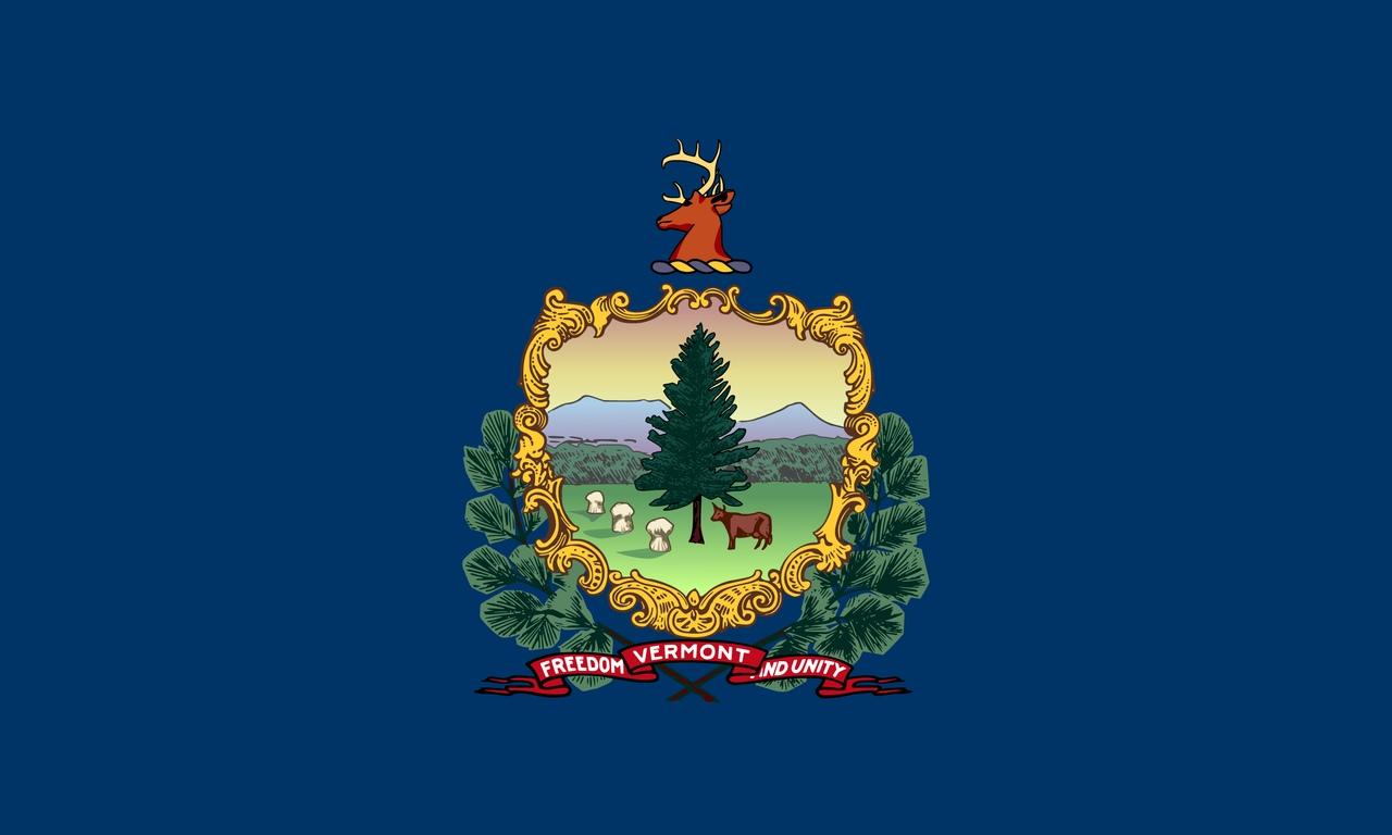 Флаг Вермонт