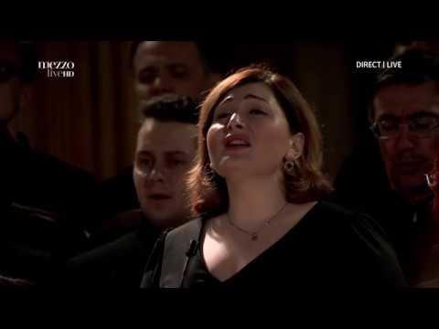 Teodor Currentzis conducts Verdi's Requiem Milano (12.04.2019) Zarina Abaeva (Soprano)