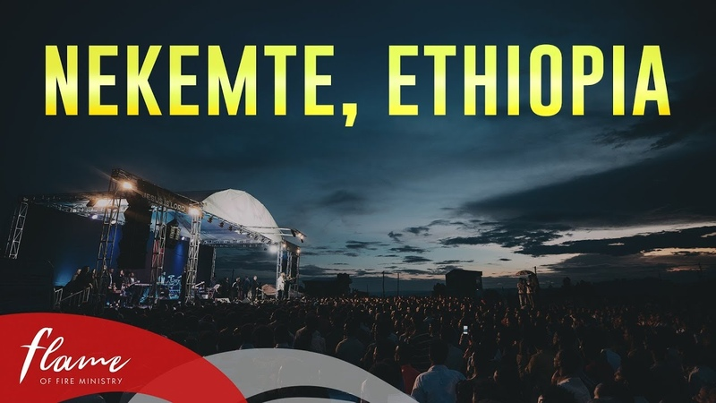 Peace in Nekemte, Ethiopia for the first time in 10 years