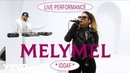 Melymel IDGAF Live Performance Vevo