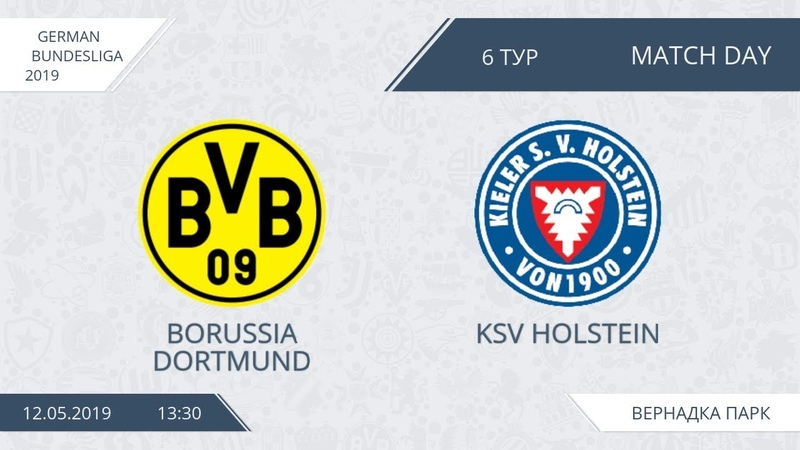 AFL19 Germany Bundesliga Day 6 Borussia Dortmund KSV Holstein