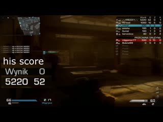 The current state of ghosts multiplayer (platform: windows, video saved on 08 july 2019, 20:21)