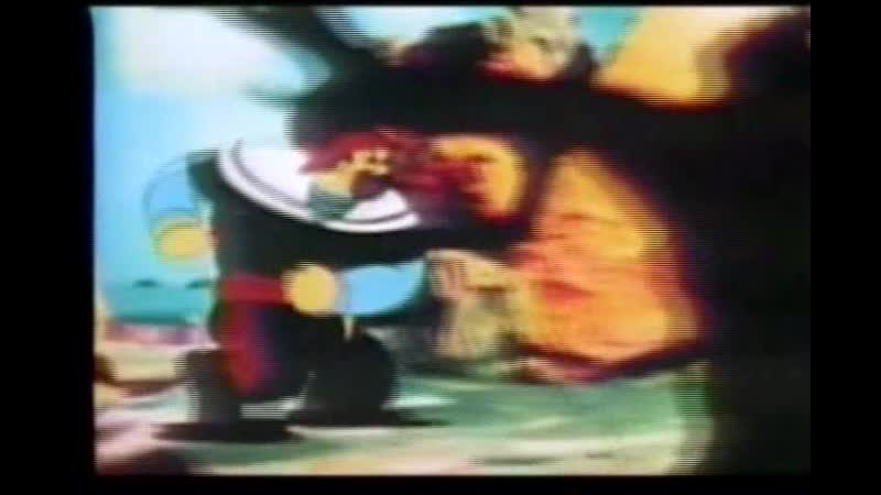 Моряк Попай. Как моряк Попай встретил Синбада (Popeye the Sailor Meets Sindbad the Sailor) 1936 Дэйв Флейшер