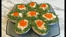 Яйца Фаршированные Печенью Трески Фаршированные Яйца Праздничная Закуска Stuffed Eggs