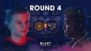BLAST Pro Series São Paulo 2019 - Round 4 FaZe Clan vs. ENCE