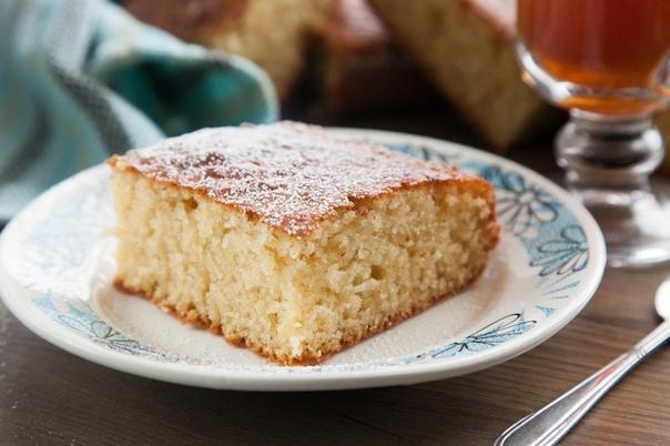 Манник — нежнейший десерт!