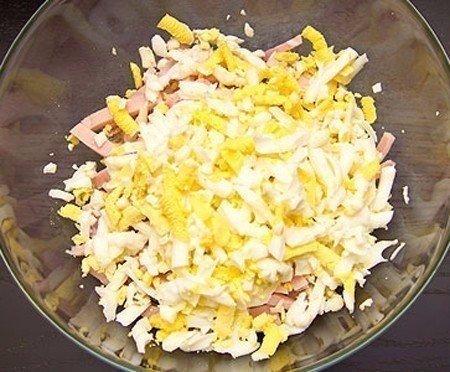 Вкуснейший салат «Русская красавица»!