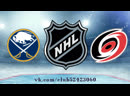 Buffalo Sabres vs Carolina Hurricanes 16 03 2019 NHL Regular Season 2018 2019