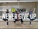 Sia - Never Give Up - Zumba (Banghra)