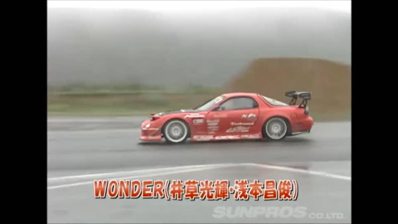 Drift Tengoku 17 CM権争奪 ショップ対抗ドリフト大会