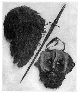 ЗЛОВЕЩАЯ МАСКА ШОТЛАНДСКОГО ПРОРОКА Эта маска передавалась по наследству в одном шотландском клане как священная реликвия вплоть до XIX века. Однако в 1840 году, когда хранивший ее род