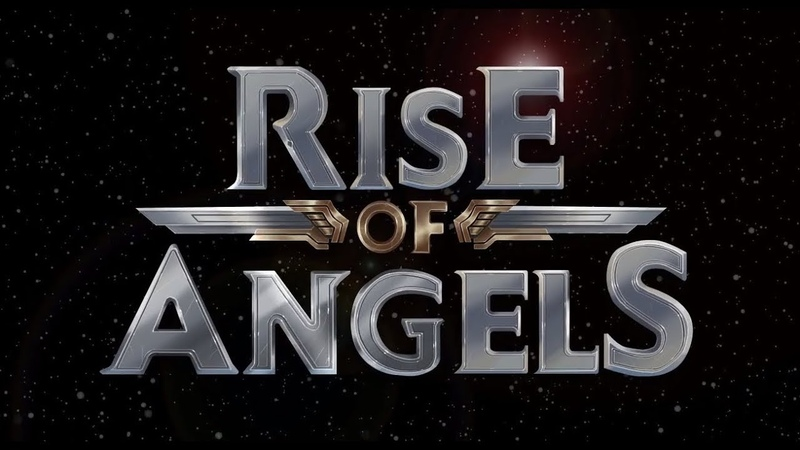 Rise of Angels CreaGames геймплей 2018. Новая браузерная 3D RPG