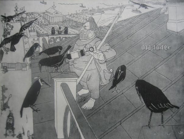 КАК АРХИП КУИНДЖИ ЖИВОТНЫМ ПОМОГАЛ, А ЛЮДИ ИЗ-ЗА ЭТОГО НАД НИМ СМЕЯЛИСЬ Однажды карикатурист Павел Щербов нарисовал и опубликовал карикатуру на художника Архипа Куинджи. Архип Иванович стоял на