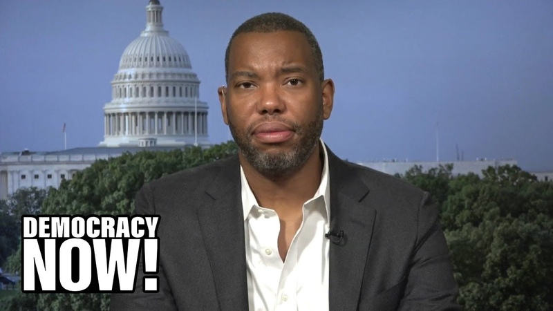 Ta Nehisi Coates Reparations Are Not Just About Slavery But Also Centuries of Theft Racial Terror