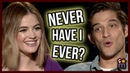 NEVER HAVE I EVER With Lucy Hale Tyler Posey - TRUTH OR DARE Movie Interview Exclusive