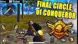 How much Difficult is Conqueror League Final Circle Pubg Mobile Conqueror Asia