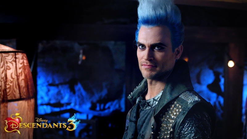 Is It Hades? 🔥 | Descendants 3