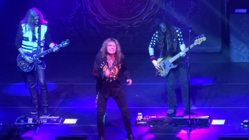 Whitesnake - Still of the Night Live Choctaw Casino Durant, Oklahoma 04/13/2019