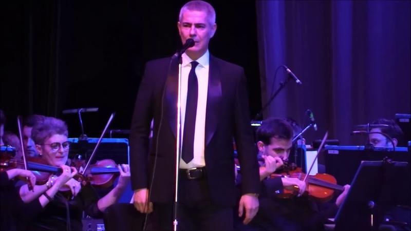 Alessandro Safina Live in Cluj, Romania