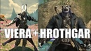 Viera and Hrothgar Emotes Good or BAD