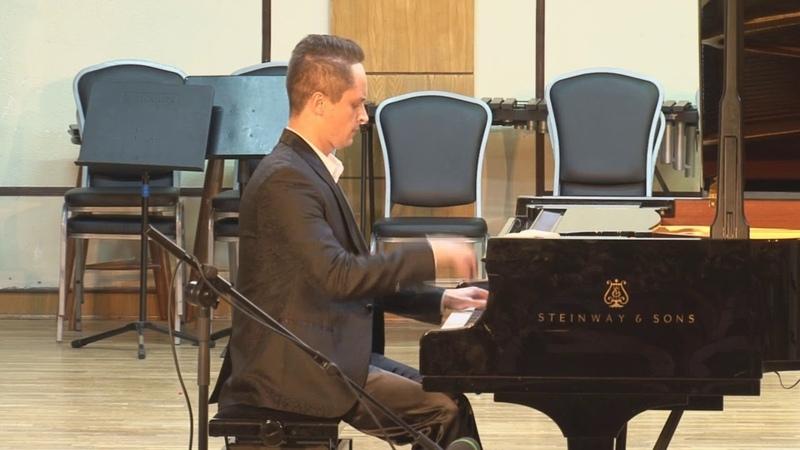 Stanislav Serebriannikov - Alexander Skryabin Etude op.8 №12 d sharp minor