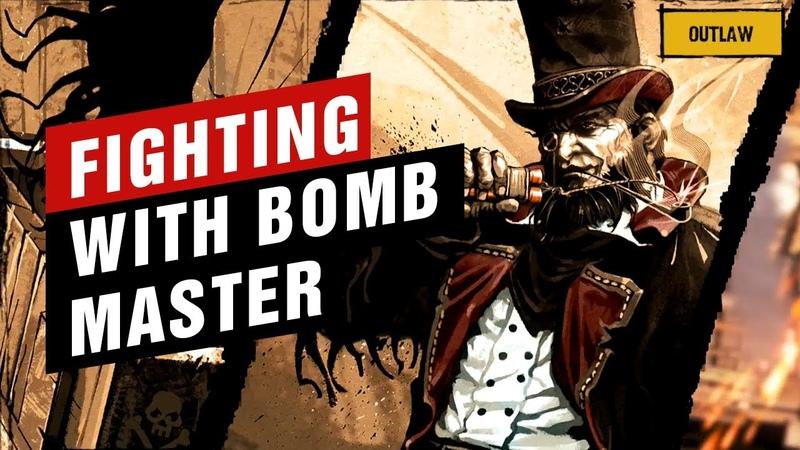 Henry Plumber The Bomb Master | Call of Juarez Gunslinger - The Magnificent One