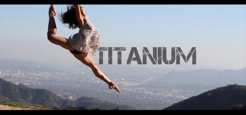 Titanium Madilyn Bailey Choreography by Latrina Tyrell @itzTrinaB @MrTrellzmix