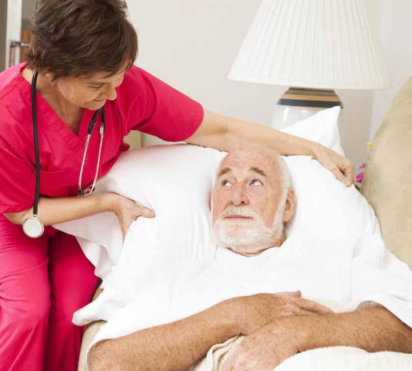 Сиделка по уходу за лежачими больными
