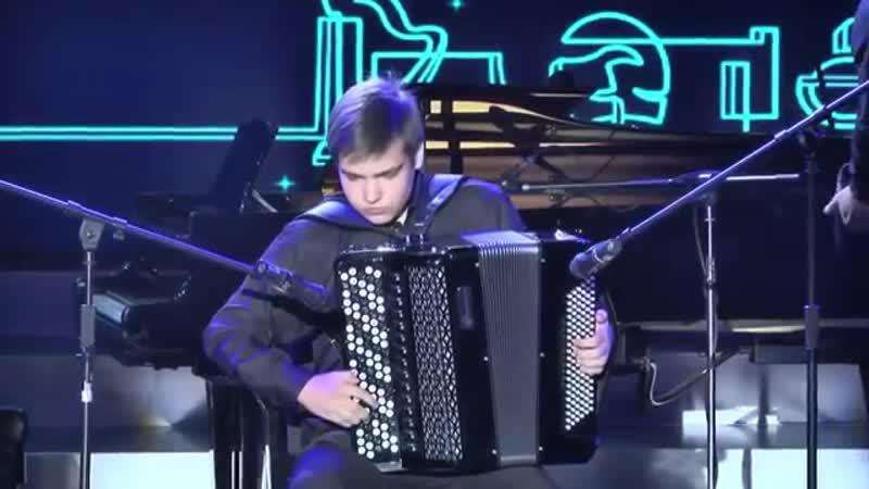 Семён Жирков на культурном форуме ДШИ-ДМШ, Театр Эстрады