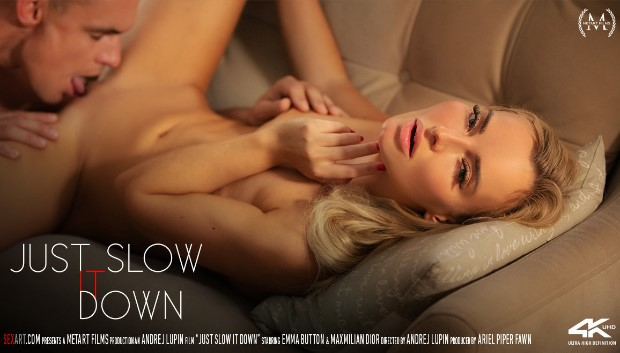 SexArt - Just Slow It Down