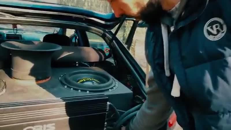Громкий повседнев.Fiat Brava PRIDE car AUDIO. Бобруйск