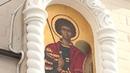 Храм часовня в д Рассыльная в честь обновления храма вмч Георгия Победоносца в Лидде