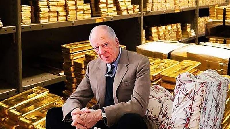 Rothschild dünyayı nasıl yönetiyor Dünya merkez bankalarının Sahibi olma yolu