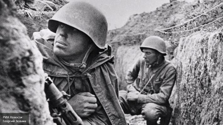 Привет от врага: подвиги советских солдат в документах Третьего Рейха