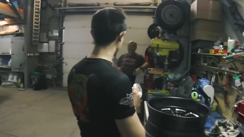 Гангрена Передняя подвеска мотоцикла с V8 Серия 5