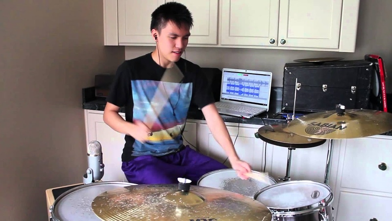 One Direction C'mon C'mon Drum Cover