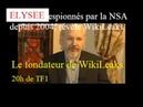 Écoutes de la NSA Julian Assange promet d'autres révélations
