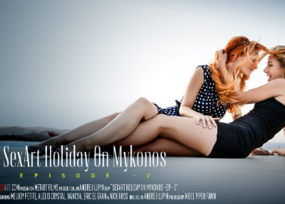SexArt Holiday On Mykonos Episode 2