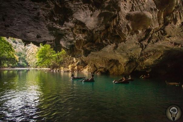 Пещеры Сибун - путь в загробный мир Пещеры Сибун это сеть природных подземных тоннелей, расположенных у одноименной реки и считающимися одним из входов в потусторонний мир. В основе этой теории