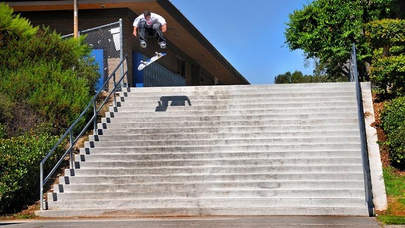 Skateboarding's Most Iconic Gaps Compilation (Wallenberg, El Toro, Macba, Hollywood High, More)