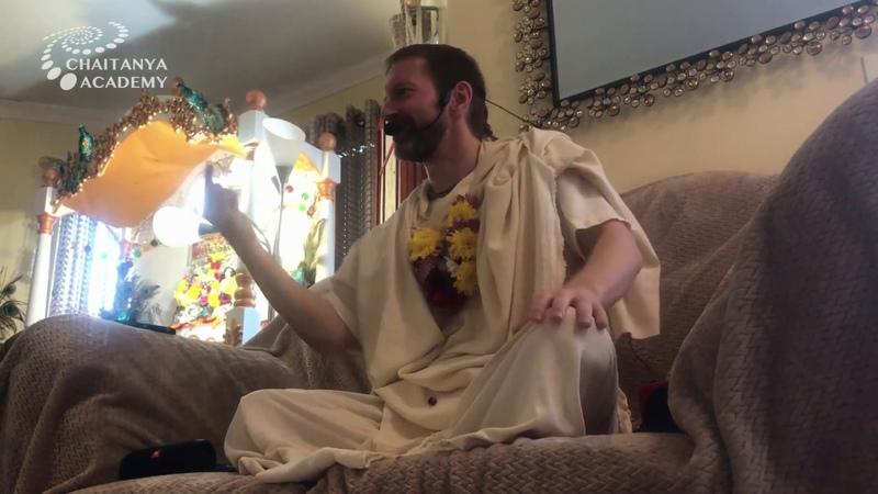 Sri Prem Prayojan - 2018-04-29 - Glories of Srila Madhavendra Puri, Radha-Raman and Srinivas Acharya