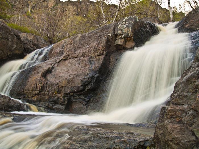 Афиша Водопад Гадельша
