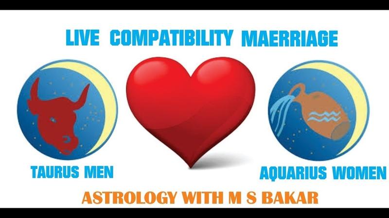 Taurus Man and Aquarius Woman/Love Compatibility,maerrige urdu /hindi