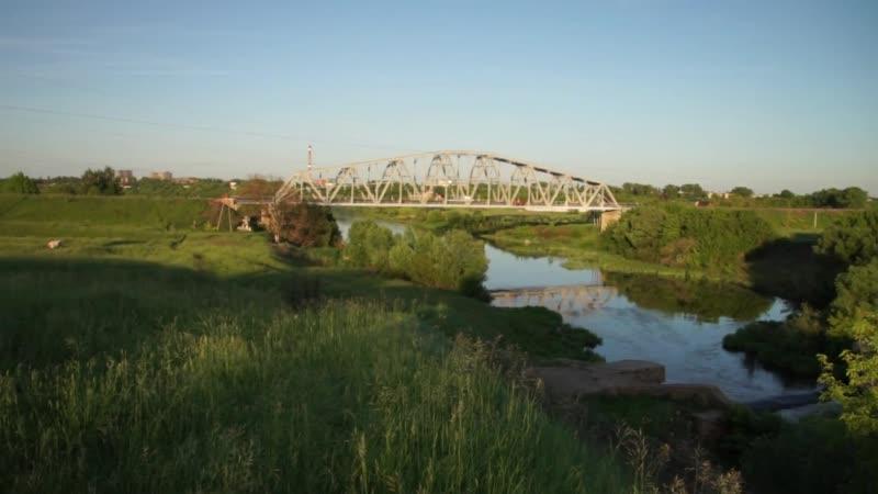 Данков . река Дон .