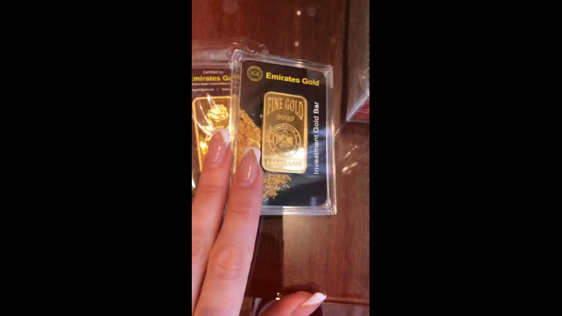 Золото 999,9